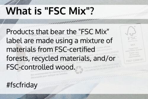FSC MIX Fun Fact image